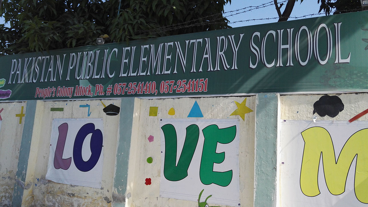 PAKISTAN PUBLIC ELEMENTRY SCHOOL